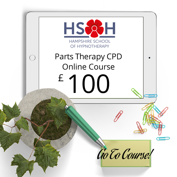 Parts Therapy CPD