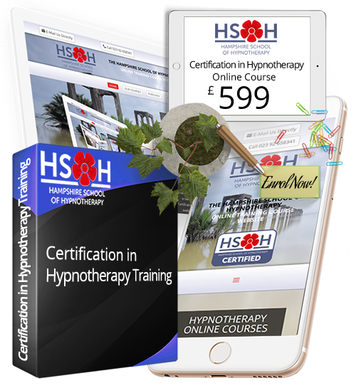 Certification in Hypnotherapy Training